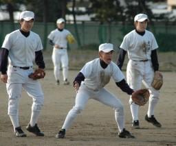 野球の体勢